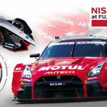 NISMO FESTIVAL at FUJI SPEEDWAY 2018 に出展しました!